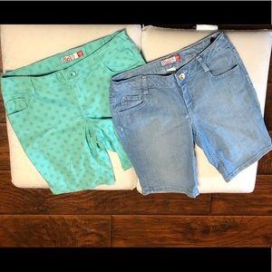 SO 2pc Shorts sz 101/2